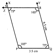 RD Sharma Class 8 Solutions Chapter 18 Practical GeometryEx 18.5 3