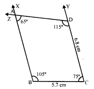 RD Sharma Class 8 Solutions Chapter 18 Practical GeometryEx 18.5 5