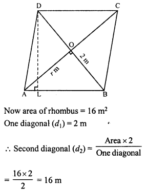 RD Sharma Class 8 Solutions Chapter 20 Mensuration I Ex 20.1 19