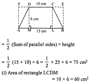 RD Sharma Class 8 Solutions Chapter 20 Mensuration I Ex 20.2 10