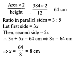 RD Sharma Class 8 Solutions Chapter 20 Mensuration I Ex 20.2 19