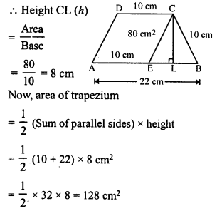 RD Sharma Class 8 Solutions Chapter 20 Mensuration I Ex 20.2 28