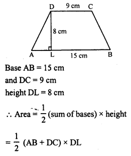 RD Sharma Class 8 Solutions Chapter 20 Mensuration I Ex 20.2 4