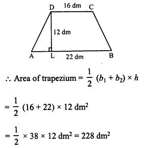 RD Sharma Class 8 Solutions Chapter 20 Mensuration I Ex 20.2 6