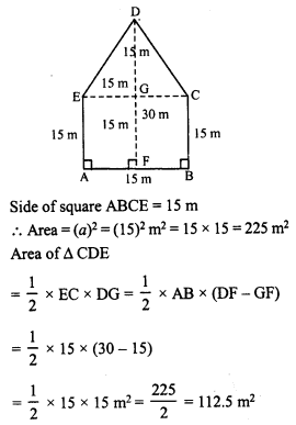 RD Sharma Class 8 Solutions Chapter 20 Mensuration I Ex 20.3 12