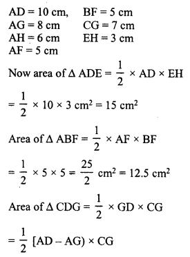 RD Sharma Class 8 Solutions Chapter 20 Mensuration I Ex 20.3 3