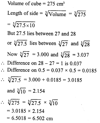 RD Sharma Class 8 Solutions Chapter 4 Cubes and Cube Roots Ex 4.5 20