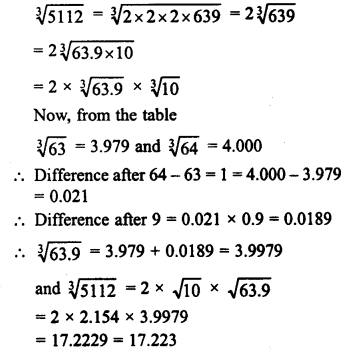 RD Sharma Class 8 Solutions Chapter 4 Cubes and Cube Roots Ex 4.5 4