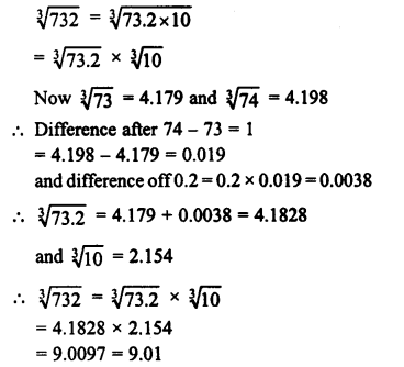 RD Sharma Class 8 Solutions Chapter 4 Cubes and Cube Roots Ex 4.5 6