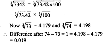 RD Sharma Class 8 Solutions Chapter 4 Cubes and Cube Roots Ex 4.5 7