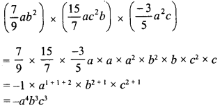 RD Sharma Class 8 Solutions Chapter 6 Algebraic Expressions and IdentitiesEx 6.3 15