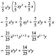 RD Sharma Class 8 Solutions Chapter 6 Algebraic Expressions and IdentitiesEx 6.4 11