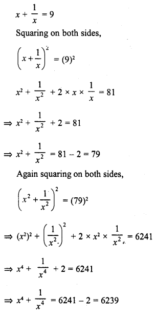 RD Sharma Class 8 Solutions Chapter 6 Algebraic Expressions and IdentitiesEx 6.6 17