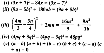 RD Sharma Class 8 Solutions Chapter 6 Algebraic Expressions and IdentitiesEx 6.6 20