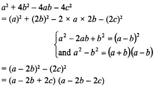 RD Sharma Class 8 Solutions Chapter 7 Factorizations Ex 7.6 16
