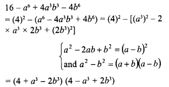 RD Sharma Class 8 Solutions Chapter 7 Factorizations Ex 7.6 2