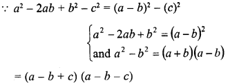 RD Sharma Class 8 Solutions Chapter 7 Factorizations Ex 7.6 3
