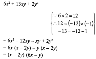 RD Sharma Class 8 Solutions Chapter 7 Factorizations Ex 7.8 16