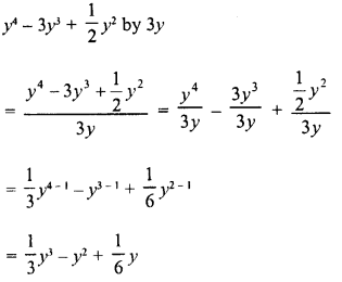 RD Sharma Class 8 Solutions Chapter 8 Division of Algebraic ExpressionsEx 8.3 3
