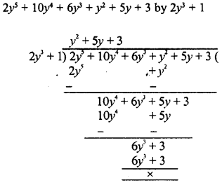 RD Sharma Class 8 Solutions Chapter 8 Division of Algebraic ExpressionsEx 8.4 14