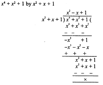 RD Sharma Class 8 Solutions Chapter 8 Division of Algebraic ExpressionsEx 8.4 18