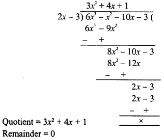 RD Sharma Class 8 Solutions Chapter 8 Division of Algebraic ExpressionsEx 8.4 23
