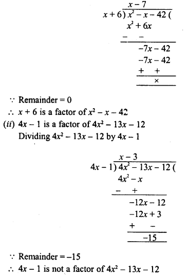 RD Sharma Class 8 Solutions Chapter 8 Division of Algebraic ExpressionsEx 8.4 37