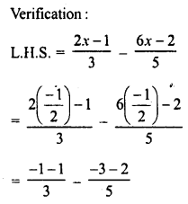 RD Sharma Class 8 Solutions Chapter 9 Linear Equations in One VariableEx 9.1 14