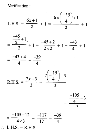 RD Sharma Class 8 Solutions Chapter 9 Linear Equations in One VariableEx 9.2 12