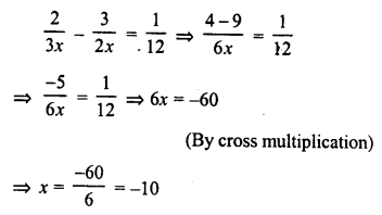 RD Sharma Class 8 Solutions Chapter 9 Linear Equations in One VariableEx 9.2 31