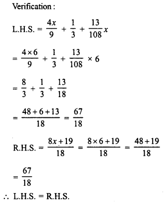 RD Sharma Class 8 Solutions Chapter 9 Linear Equations in One VariableEx 9.2 35