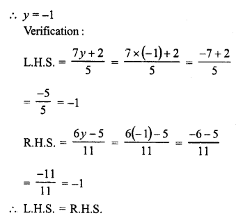 RD Sharma Class 8 Solutions Chapter 9 Linear Equations in One VariableEx 9.2 4