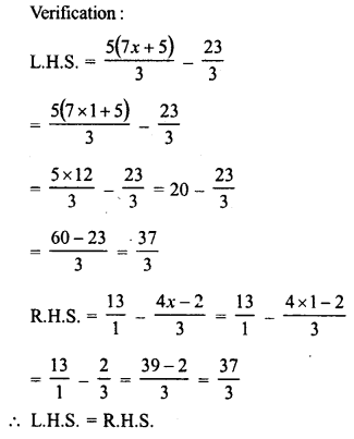 RD Sharma Class 8 Solutions Chapter 9 Linear Equations in One VariableEx 9.2 41