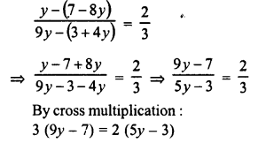 RD Sharma Class 8 Solutions Chapter 9 Linear Equations in One VariableEx 9.3 21