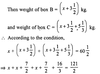 RD Sharma Class 8 Solutions Chapter 9 Linear Equations in One VariableEx 9.4 14