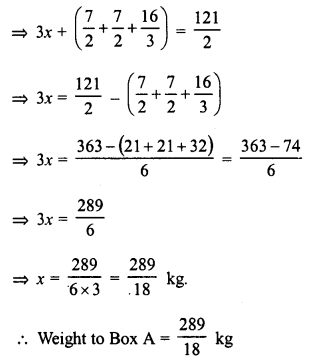 RD Sharma Class 8 Solutions Chapter 9 Linear Equations in One VariableEx 9.4 15