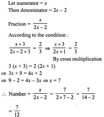 RD Sharma Class 8 Solutions Chapter 9 Linear Equations in One VariableEx 9.4 17