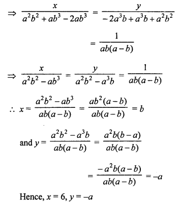 RS Aggarwal Class 10 Solutions Chapter 3 Linear equations in two variables Ex 3C 14