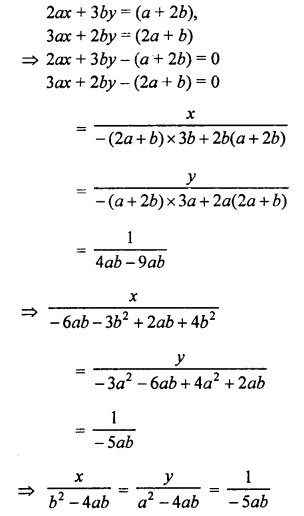 RS Aggarwal Class 10 Solutions Chapter 3 Linear equations in two variables Ex 3C 15