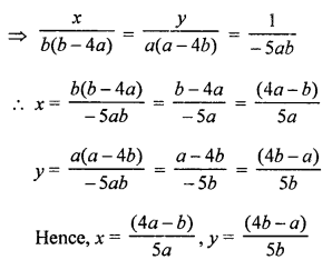 RS Aggarwal Class 10 Solutions Chapter 3 Linear equations in two variables Ex 3C 16
