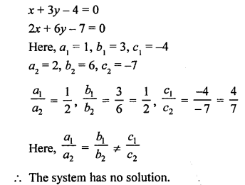 RS Aggarwal Class 10 Solutions Chapter 3 Linear equations in two variables Ex 3F 8