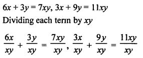 RS Aggarwal Class 10 Solutions Chapter 3 Linear equations in two variables Test Yourself 12