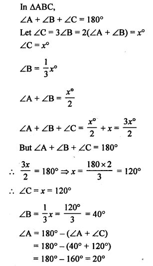 RS Aggarwal Class 10 Solutions Chapter 3 Linear equations in two variables Test Yourself 16