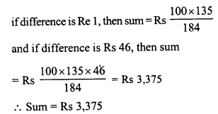 lass 8 Solutions Chapter 14 Compound InterestEx 14.3 31