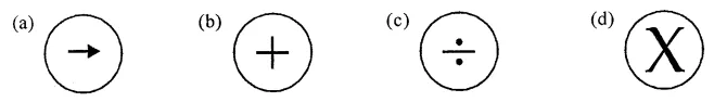 ML Aggarwal Class 6 Solutions for ICSE Maths Chapter 12 Symmetry Objective Type Questions 12