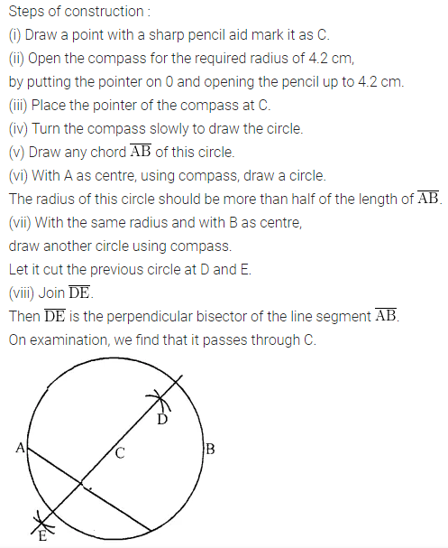 ML Aggarwal Class 6 Solutions for ICSE Maths Chapter 13 Practical Geometry Ex 13.2 10
