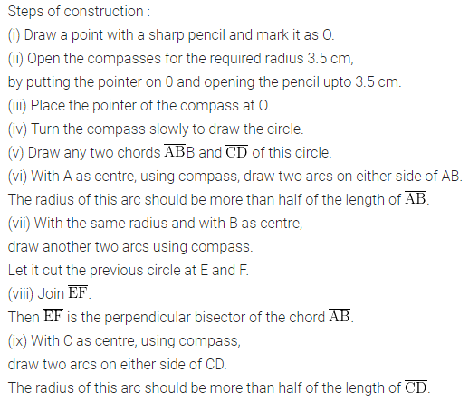 ML Aggarwal Class 6 Solutions for ICSE Maths Chapter 13 Practical Geometry Ex 13.2 11