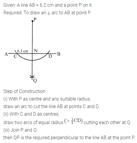 ML Aggarwal Class 6 Solutions for ICSE Maths Chapter 13 Practical Geometry Ex 13.2 2