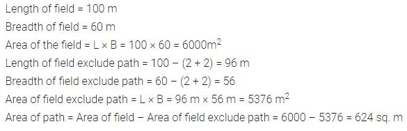 ML Aggarwal Class 6 Solutions for ICSE Maths Chapter 14 Mensuration Ex 14.2 13