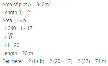 ML Aggarwal Class 6 Solutions for ICSE Maths Chapter 14 Mensuration Ex 14.2 16